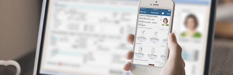 Software de gestão de consultórios, clínicas médicas e pequenos hospitais