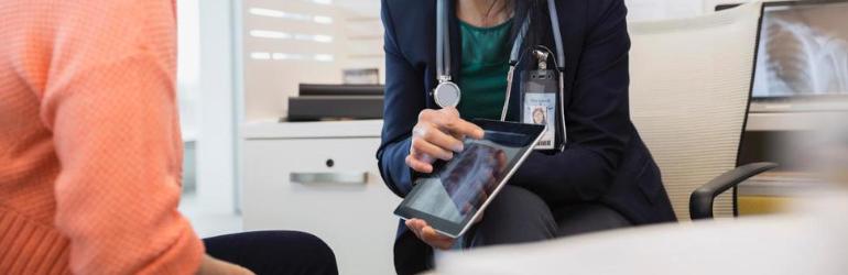 Tecnologia ajuda a acompanhar tratamento dos pacientes