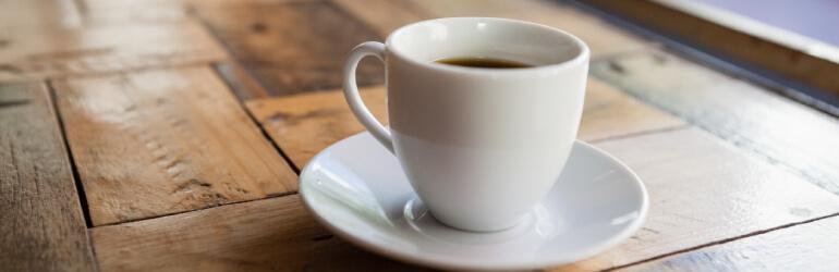Cafezinho na sala de espera