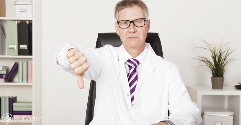 10 motivos pelos quais os pacientes trocam de médico