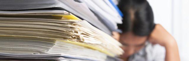 Desvantagens do prontuário médico de papel