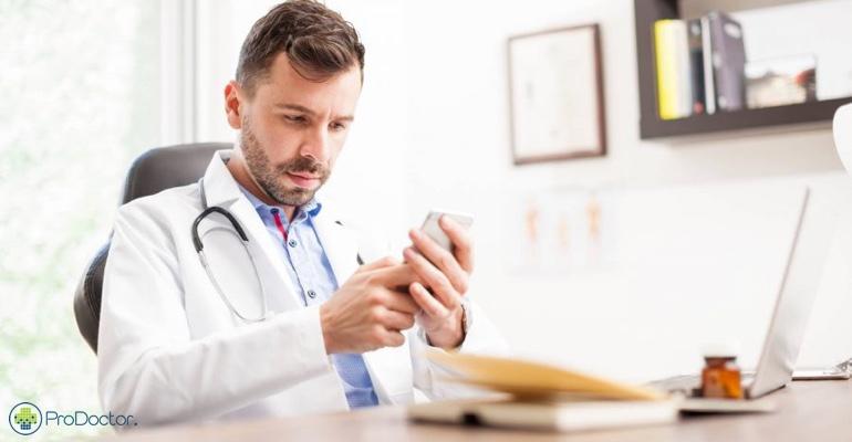 Aplicativos atualizam e melhoram a produtividade de médicos