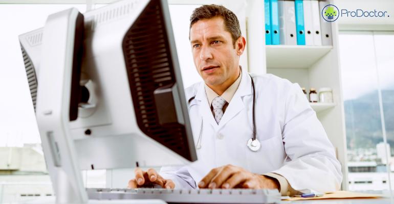 Software medico - Como utilizar o computador durante a consulta