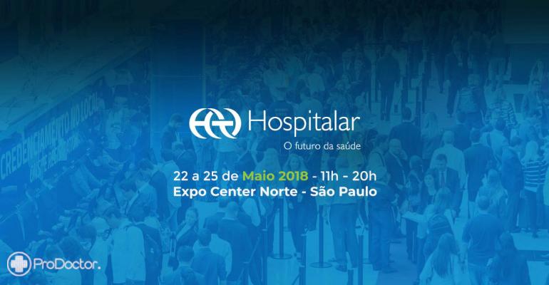 Novidades tecnológicas apresentadas na Hospitalar