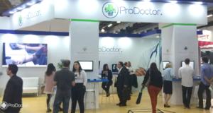 ProDoctor participa com sucesso da Hospitalar 2018