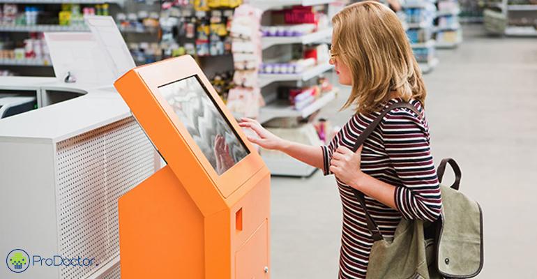 Kroger instala tecnologia de compras inovadora