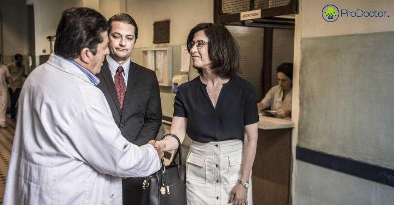Sob Pressão: A nova temporada da serie medica