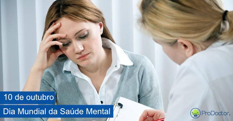 Dia Mundial da Saúde Mental