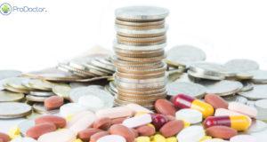 Reajuste dos medicamentos é estimado em 4,46% em 2019