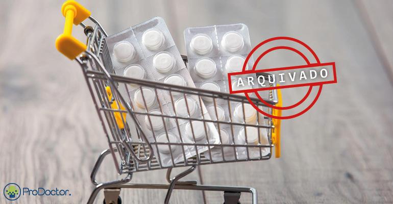 Projeto que liberava venda de MIPs em supermercados é arquivado