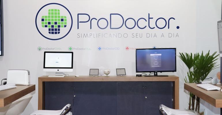 Presença da ProDoctor na Feira Hospitalar 2019 é um grande sucesso