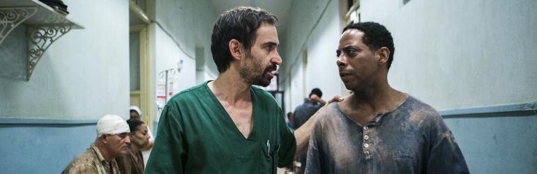 6º episódio da 3ª temporada de sob pressão: mais pacientes