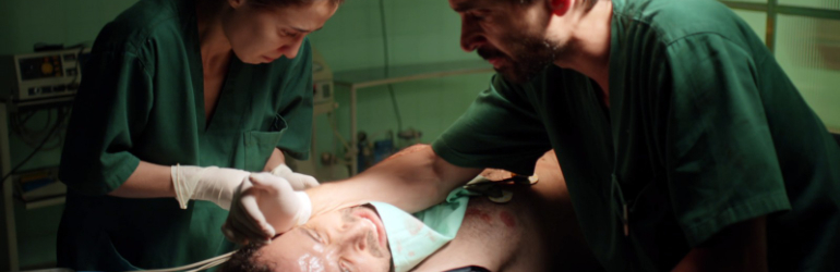 10° episódio da 3ª temporada de Sob Pressão: operação sem anestesia