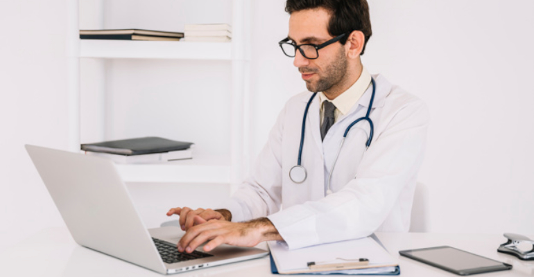 Computador ideal para consultórios e clínicas