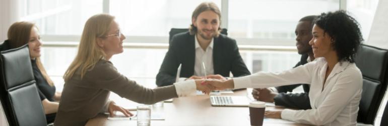 A importância das parcerias