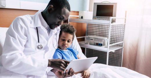 software para clinica de pediatria