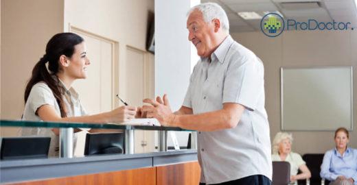 Como melhorar a recepção da clínica