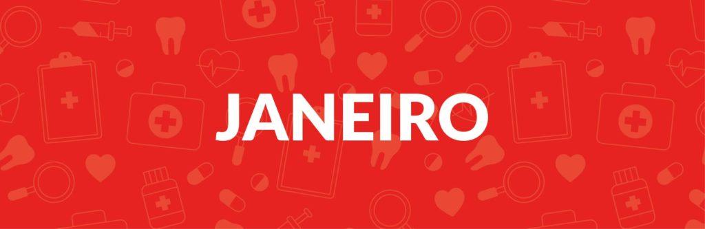 Retrospectiva medicina e saúde 2019