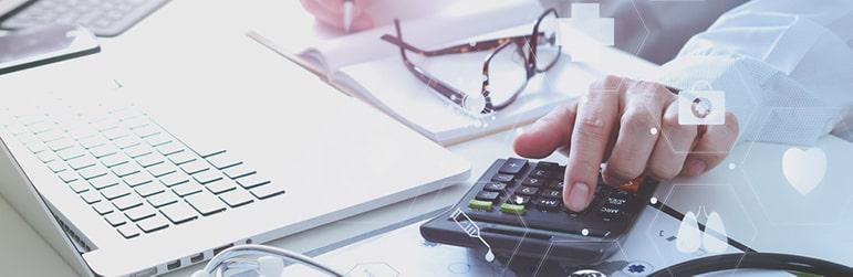 problemas financeiros da clinica