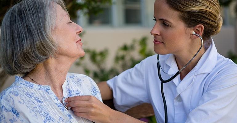 Atendimento preferencial em consultorio medico
