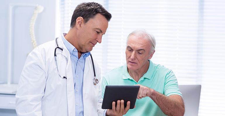 software médico seguro
